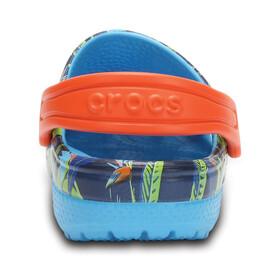 Crocs Classic Tropical Clog Kids Tropical